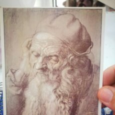 Postales: POSTAL ALBRECHT DURER 1471 - 1528 AUSTRIA S/C. Lote 210830187