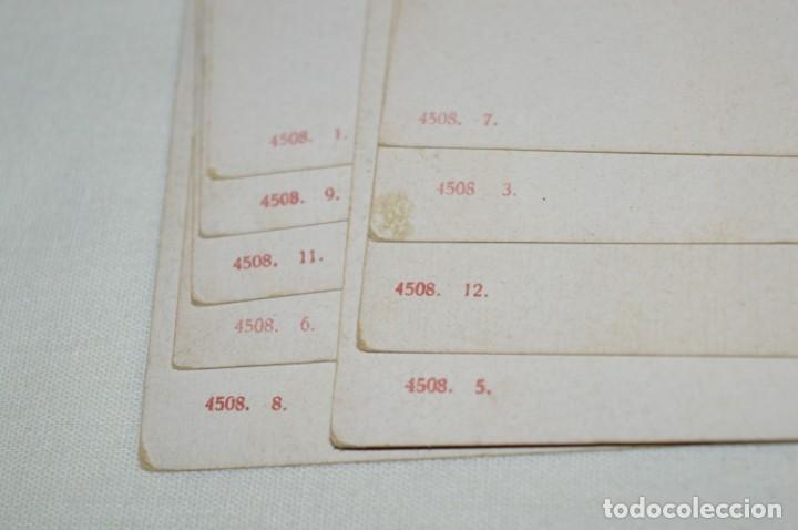 Postales: FAENAS TAURINAS - Colección 9 postales antiguas/variados - Principios siglo pasado / ESPAÑA - ¡Mira! - Foto 9 - 210968295