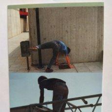 Postales: POSTAL MARATÓN FOTOGRÁFICO UNIVERSIDAD DE LAS PALMAS DE GRAN CANARIA. TERCER PREMIO. CURSO 92-93. Lote 211521260