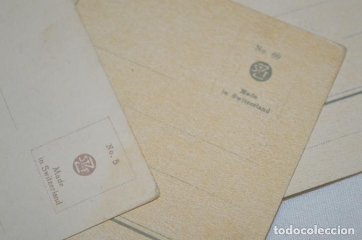 Postales: Lote variado / 16 antiguas postales - Paisajes / Made In Switzerland ¡Mira fotos y detalles! - Foto 7 - 211663258