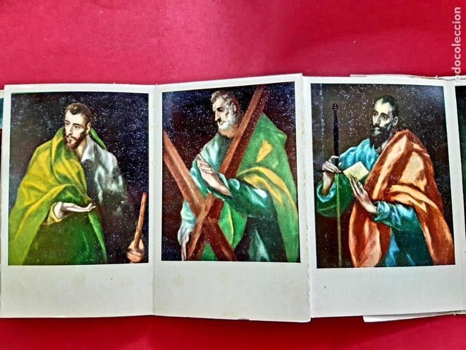 Postales: PINTURAS DEL GRECO-TOLEDO-15 POSTALES - Foto 4 - 212188642