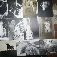 Postales: COLECCIÓN DE 12 POSTALES DE GRANDES FOTÓGRAFOS. MOTIVOS ESPAÑOLES. Lote 212411766