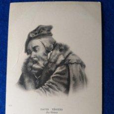Postales: POSTAL ARTE. FOTO POSTAL CON RESEÑA DEL PINTOR DAVID TENIERS. COLLECTION ND. FRANCIA. # 433. Lote 213608901