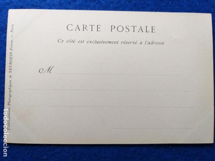 Postales: POSTAL ARTE. FOTO POSTAL CON RESEÑA DEL PINTOR LE CORREGE. COLLECTION ND. FRANCIA. # 428 - Foto 2 - 213609377