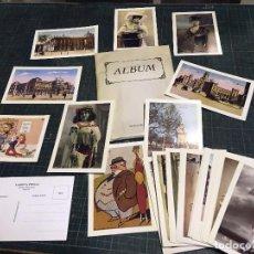Postales: ALBUM DE POSTALES HISTORICAS DEL MUSEO MUNICIPAL DE MADRID. Lote 219132665