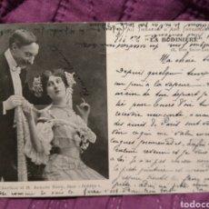 Postales: LA BODINIERE 1903. Lote 221849035