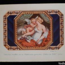 Postales: POSTAL OBRA VENUS Y CUPIDO DE MUSEE D'ART ET D'HISTORIE. AÑOS 60.. Lote 221907565