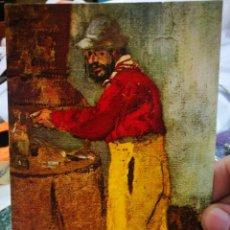 Postales: POSTAL EDOUARD VUILLARD PORTRAIT DE TOULOUSE LAUTREC 1898 MUSEE D'ALBI. Lote 222045346