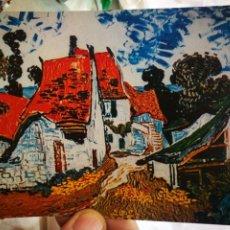 Postales: POSTAL VINCENT VAN GOGH 1853 - 1890 ATRASAR UN AUVERS HELSINKI ATENEUM MUSEUM S/C. Lote 222553181