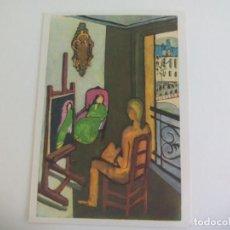 Postales: POSTAL TATE GALLERY. HENRI MATISSE. 101. LE PEINTRE THE PAINTER. PARIS. SIN CIRCULAR POST CARD. Lote 222620198