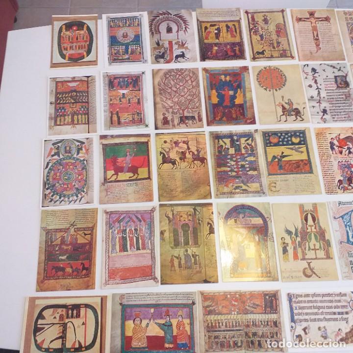Postales: 47 postales de Miniatura Medieval - Foto 2 - 223341533