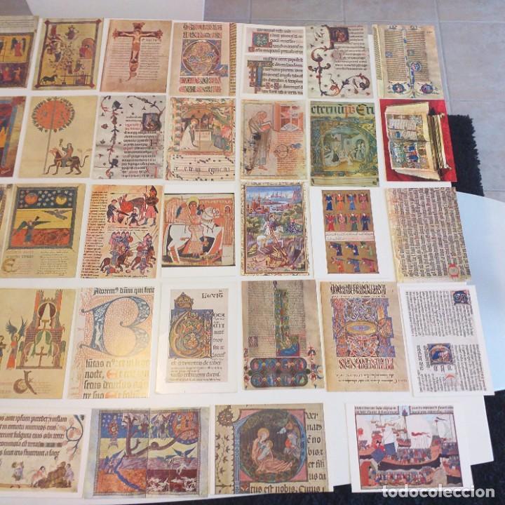 Postales: 47 postales de Miniatura Medieval - Foto 3 - 223341533