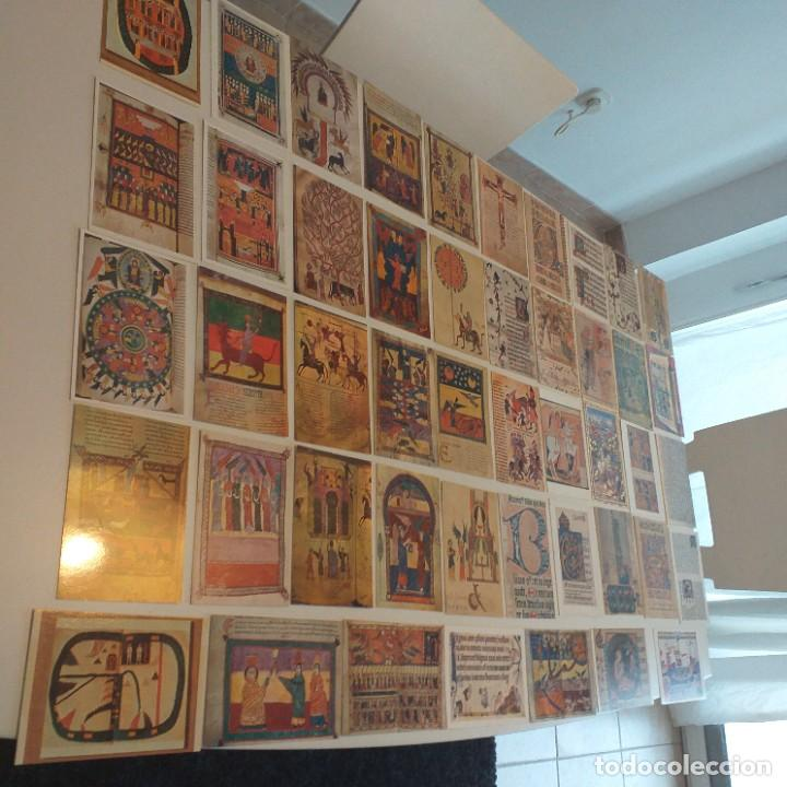 Postales: 47 postales de Miniatura Medieval - Foto 5 - 223341533