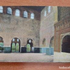 Postales: POSTAL ALHAMBRA - SALÓN DE EMBAJADORES - Nº 12. Lote 224689110