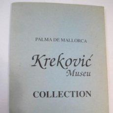 Postales: LOTE 6 POSTALES MUSEO KREKOVIC MALLORCA. Lote 224697888