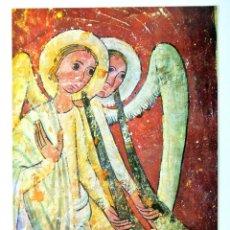 Postales: TARJETA MUSEO DIOCESANO DE SOLSONA : ANGELES DEL JUICIO FINAL, SIGLO XIII , SIN CIRCULAR. Lote 230717290