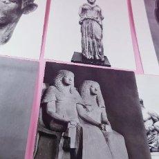 Postales: LOTE 6 POSTALES-THE BRITISH MUSEUM-CLÁSICOS-VER FOTOS-IMPOLUTAS-S/C-S/E-COLECCIONISTAS-B/N. Lote 233767860