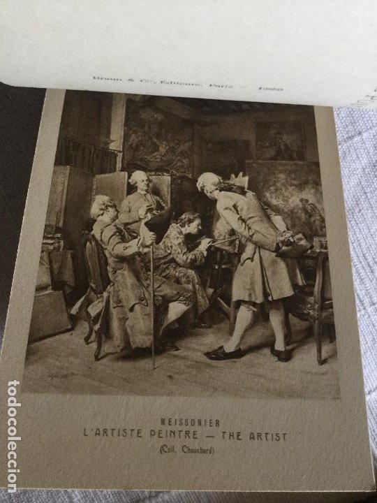 Postales: MUSEE DU LOUVRE UN CHOIX DE PEINTURES ECOLE FRANÇAISE SERIE 3 24 CARTES POSTALES - ESCUELA FRANCESA - Foto 3 - 234735005