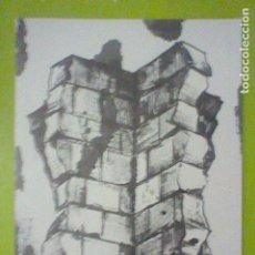 Postales: LOCOMBA JVAN F GALERIA MAGDA BELLOTTI EXPO JVN 1986 TARJETA ORIGINAL 17 X 12 CMS ARTE. Lote 235557575
