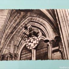 Postales: FOTO POSTAL ANTIGUA CATEDRAL. EL PAPA MOSCAS. EDICIONES GARCÍA GARRABELLA. Lote 236176045