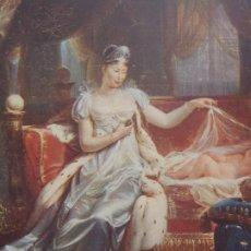 Postales: MUSEO DE VERSALLES - JOSEPH FRANQUE - EMPERATRIZ MARIA LUISA. Lote 242941155