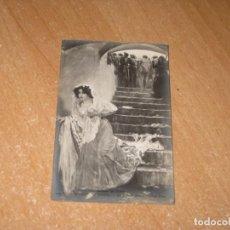 Postales: POSTAL DE LE TORERO BLESSE. Lote 246135695