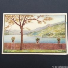 Postales: POSTAL ANTIGUA ARTE GABRIEL COMAS PAISAJE AT. Lote 246151435