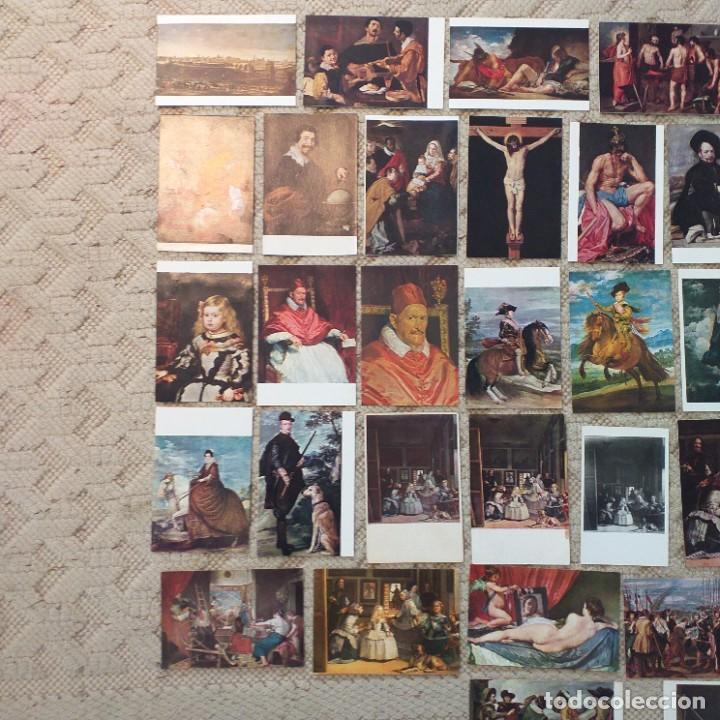 Postales: 38 postales de cuadros de Velázquez - Foto 2 - 246699670