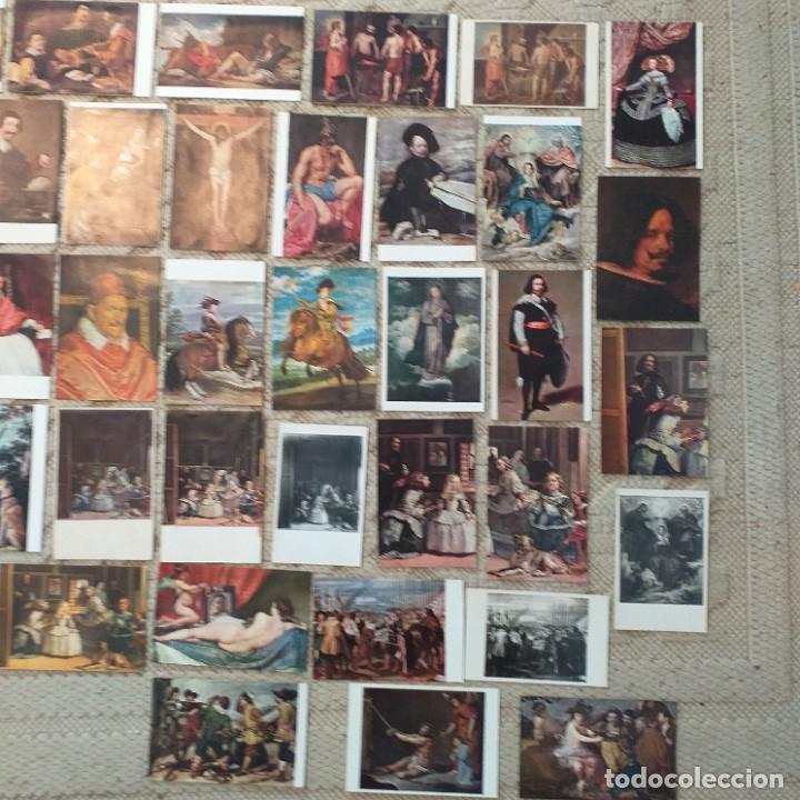 Postales: 38 postales de cuadros de Velázquez - Foto 3 - 246699670