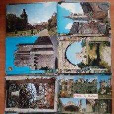 Postales: LOTE DE 50 POSTALES : TEMÁTICA : IGLESIAS EUROPEAS. Lote 247588625