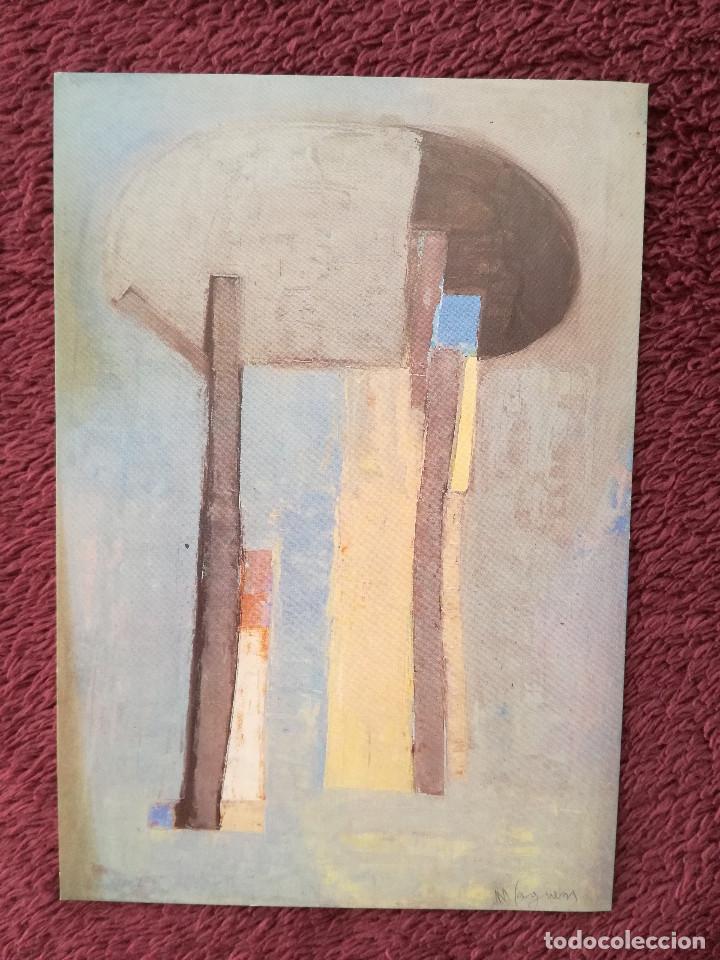 MERCEDES LAGUENS - SALA PELAIRES PALMA 1991 (Postales - Postales Temáticas - Arte)