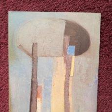 Postales: MERCEDES LAGUENS - SALA PELAIRES PALMA 1991. Lote 248613135