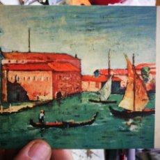Cartes Postales: POSTAL CARRA 1881 VENECIA S/C. Lote 251039360