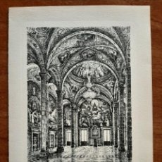 Postales: POSTAL DE IGLESIA (PARCIAL) - DESIDERIO JUSTE. Lote 252846625