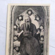 Postales: POSTAL CERTOSA DI PAVIA, II PADRE ETERNO. Lote 254167150
