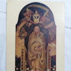 Postales: POSTAL THE HANDMAID OF THE LORD. Lote 254170170