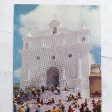 Postales: POSTAL IGLESIA DE CHICHICOSTENANGO, EL QUICHE. Lote 254172320