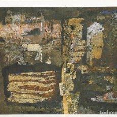 Postales: RAUL CAPITANI. COL·LECCIÓ ARTISTES DE SALA JAIMES. BARCELONA. 11X15 CM. BUEN ESTADO.1989.. Lote 254417605