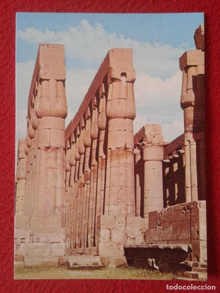 POST CARD ARTE EGIPCIO EGYPTIAN ART COLECCIÓN PERLA LA ARQUITECTURA EGIPCIA VER FOTO EGYPT EGYPTE... (Postales - Postales Temáticas - Arte)