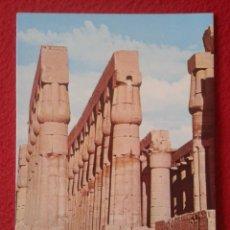 Postales: POST CARD ARTE EGIPCIO EGYPTIAN ART COLECCIÓN PERLA LA ARQUITECTURA EGIPCIA VER FOTO EGYPT EGYPTE.... Lote 254525570