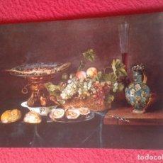Postales: POST CARD MUSEO DEL PRADO MADRID F. YKENS 2757 MESA TABLE , SPAIN ED. ARTÍSTICAS OFFO, VER FOTO...... Lote 254532555