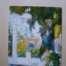 Postales: MUSEO SOROYA JARDIN CASA SOROYA (SOROYA). Lote 254566210