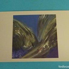 Postales: POSTAL OBRA DE TOTTE MANNES. EDITA DIRECCIÓN OBLIGATORIA. FORMATO 15 X 10,5 CM. Lote 254641475