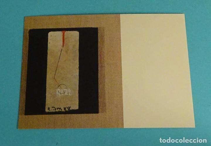 POSTAL OBRA DE RAFAEL TORRES. EDITA DIRECCIÓN OBLIGATORIA. FORMATO 15 X 10,5 CM (Postales - Postales Temáticas - Arte)