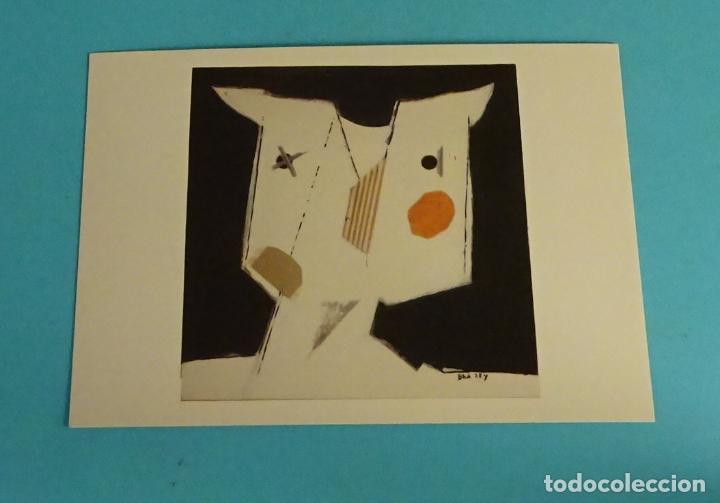 POSTAL OBRA DE BEA REY. EDITA DIRECCIÓN OBLIGATORIA. FORMATO 15 X 10,5 CM (Postales - Postales Temáticas - Arte)