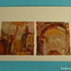 Postales: POSTAL OBRA DE ARCELLÓ. EDITA DIRECCIÓN OBLIGATORIA. FORMATO 15 X 10,5 CM. Lote 254641915