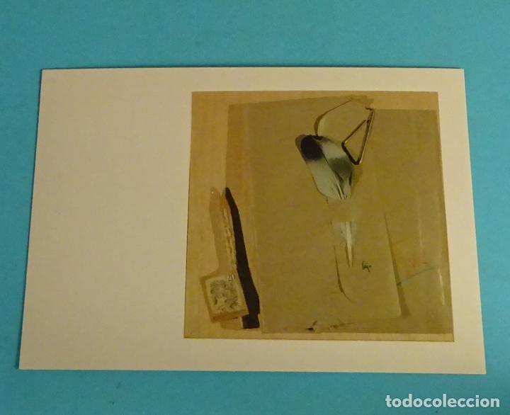 POSTAL OBRA DE QIJANO. EDITA DIRECCIÓN OBLIGATORIA. FORMATO 15 X 10,5 CM (Postales - Postales Temáticas - Arte)