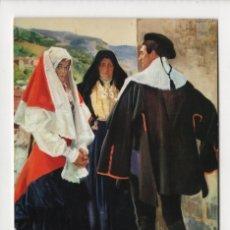 Postales: TIPOS DEL RONCAL, SOROLLA -ESCUDO DE ORO, 1970-. Lote 254888395