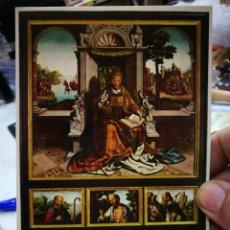 Cartes Postales: POSTAL VASCO FERNANDES SAN PEDRO 1510-1540 MUSEO GRAO VASCO S/C. Lote 255428870