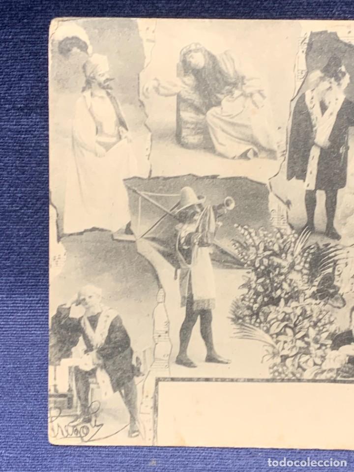 Postales: POSTAL COMICOS TROUPE COMEDIANTES ARTISTAS PREGOLI CONDO QUADRO SANTOS DUMONT - Foto 2 - 258930275